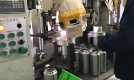 how stainless steel water bottles are made